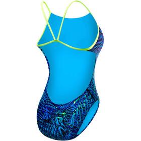 TYR Kauai Cutoutfit Swimsuit Women Blue/Navy
